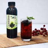 《老農手摘》桑葚濃縮果粒汁(600g/罐)