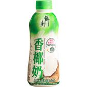 《半天水》鮮剖香椰奶(600ml/罐)