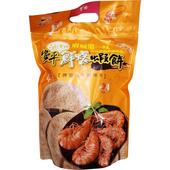 《即期2020.08 安平小舖》非油炸鮮爆蝦餅-原味 10片裝(55g)