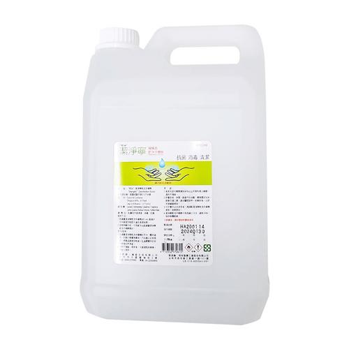 《恒安》潔淨寧乾洗手噴劑(香味隨機出貨4000ml)