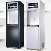《AQUATEK》熱交換系統冰冷熱觸控飲水機 - AF-AQ1123T (兩色可選)(黑色)