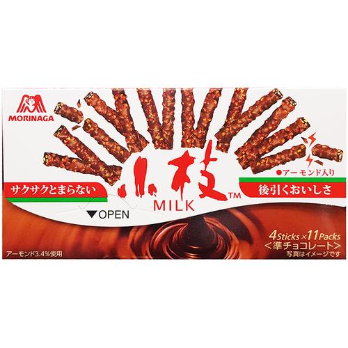 《即期2020.11森永》小枝牛奶巧克力(64.9g)
