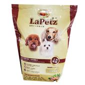 《樂倍》小型犬毛髮亮麗配方(羊肉糙米蔬果 1.5kg/包)