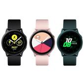 《SAMSUNG》Galaxy Watch Active  (SM-R500) 智慧手錶(黑色)