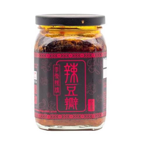《李雪辣嬌》辣豆瓣醬-家庭號(390g(±12g)/罐)