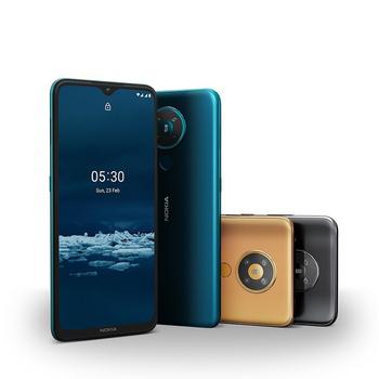 《諾基亞》Nokia 5.3 6G/64G 6.55吋雙卡智慧型手機(霧影黑)