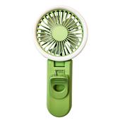 馬卡龍補光夾子風扇 USB充電(淺綠色)