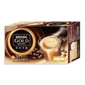 《雀巢》金牌咖啡三合一重焙拿鐵(30x20g/盒)
