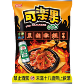 《可樂果》黑胡椒蝦口味(200g)