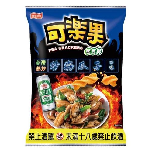 《可樂果》炒海瓜子口味(200g)