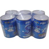 《舒跑》舒跑S 健康補給飲料(245ml*6罐/組)