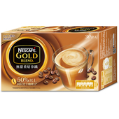 《雀巢》金牌咖啡二合一重焙拿鐵(18gx30入/盒)