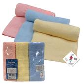 超優質組合毛巾三入組(33X73cm)