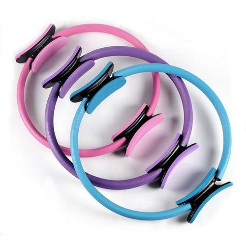 普拉提圈 顏色款式隨機出貨(直徑36cm)
