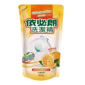 《依必朗》洗潔精補充包(800g/包)