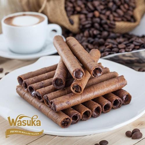 《wasuka》威化捲-600g/包(特級巧克力)