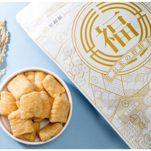 《奮起福》即期2021.03.15 胖胖米酥海鮮(120g/袋)