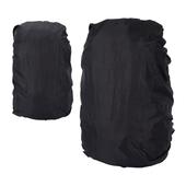 背包防雨罩 適用30-60L(黑)
