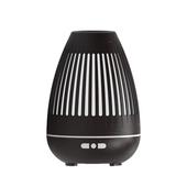 空氣淨化靜音香薰機 加濕器 300ml(淺木紋)