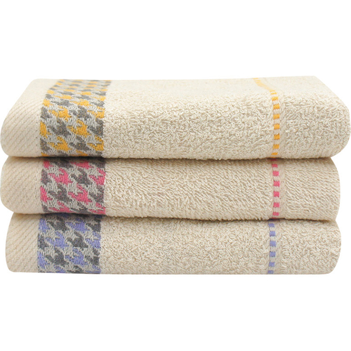 《TELITA》千鳥紋無染系列(浴巾 70X132cm)