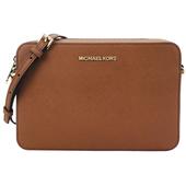 《MICHAEL KORS》金字logo方形鏈帶斜背包