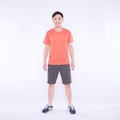 《MIT》運動透氣短袖衫M顏色隨機出貨 $129
