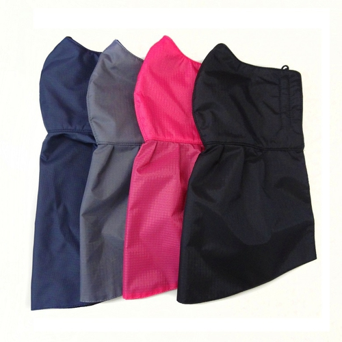 《MIT》防風防潑水護頸口罩(黑25*32cm)
