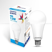 《威剛》LED 13W球泡燈白光 $99