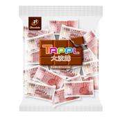 《即期2020.12.23宏亞》77 大波露 新台幣袋可可脂巧克力(158g/袋)