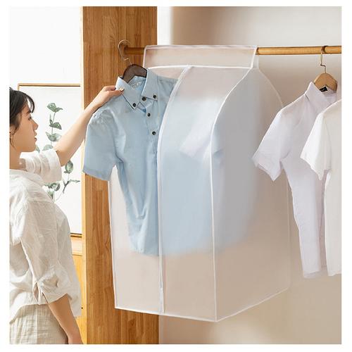 《EVA》加厚立體衣物防塵罩(60X50X120cm)