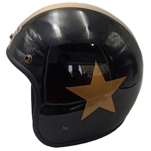 騎士帽(星星黑)