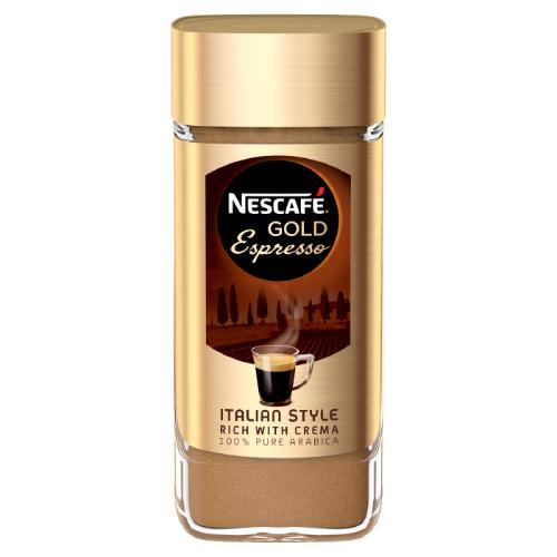 《雀巢》金牌咖啡精選義式濃縮(100g/罐)