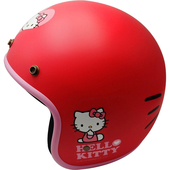 HELLO KITTY 騎士帽(紅色)