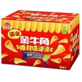 《金牛角》原味量販箱(35gx6盒,210g)