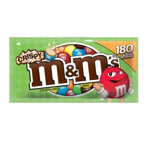 M&M\'\'\'\'s 脆心牛奶巧克力(38.3g)