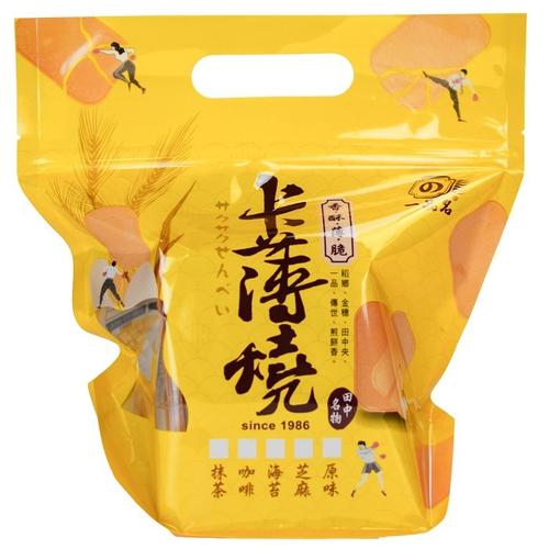 一品名 卡滋燒(蛋奶素)-450g/袋(原味)