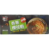 《五木》香蔥櫻花蝦拌麵(103g* 12入/盒)