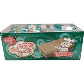 《芙瓦多》夾心蛋糕(24入)-432g(提拉米蘇味)