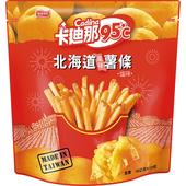 《卡迪那》95℃薯條鹽味(18G*12包)