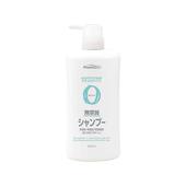 《熊野》無添加洗髮乳(600ml/瓶)