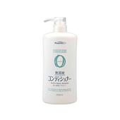 《熊野》無添加潤髮乳(600ml/瓶)