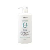 《熊野》無添加沐浴乳(600ml/瓶)