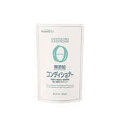 《熊野》無添加潤髮乳補充包(450ml/包)