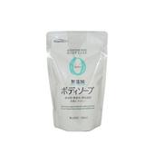 《熊野》無添加沐浴乳補充包(450ml/包)