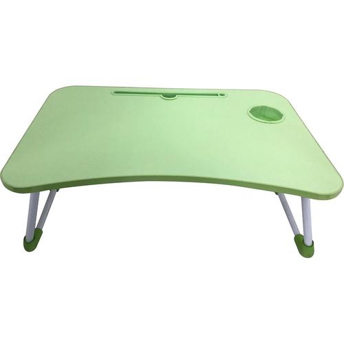 《多功能》懶人電腦折疊和式桌 床桌 顏色隨機(60X40X27cm)