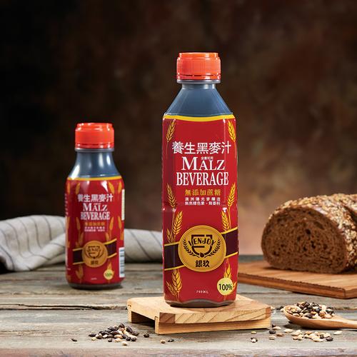 《銀玖》養生黑麥汁(700ml/瓶)