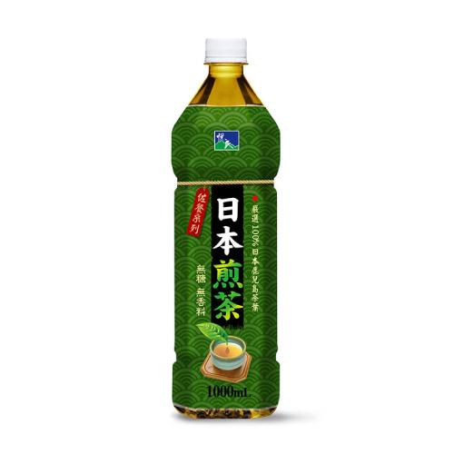 《悅氏》日本煎茶(1000ml/瓶)