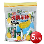 《福義軒》純鮮乳餅(360gx5袋)