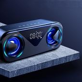 《宏晉HONGJIN》K2 智能藍牙音箱 重低音 10W大功率黑色 $590