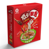 《飯島》低卡蒟蒻麵-275g/盒雪麵-川辣椒麻 $99